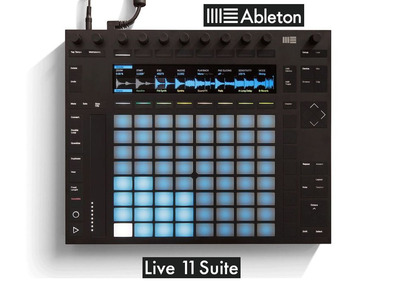 Ableton Push 2 with Live 11 Suite