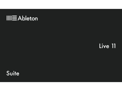 Ableton Live 11 Suite