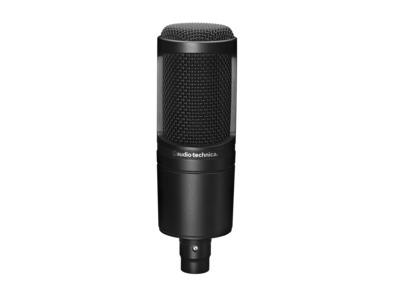 Audio Technica AT2020 Condenser Microphone