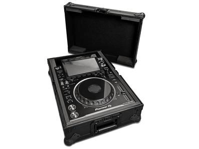 Gorilla DJ Pioneer CDJ-3000  Flight Case (Hex Black)