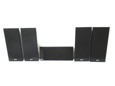KEF T101 5.1 Surround Sound +T2 Subwoofer