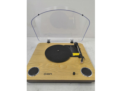 Ion Max LP USB Turntable