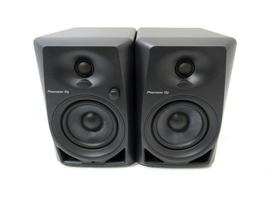 Pioneer DJ DM-40 Active Monitor Speakers (Pair)