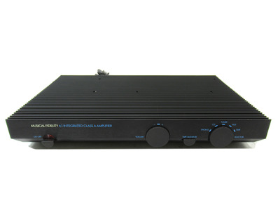 Musical Fidelity A1 Integrated Amplifier