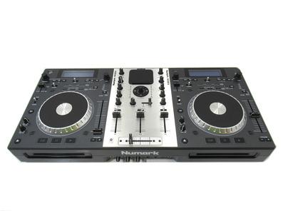 Numark Mixdeck DJ System