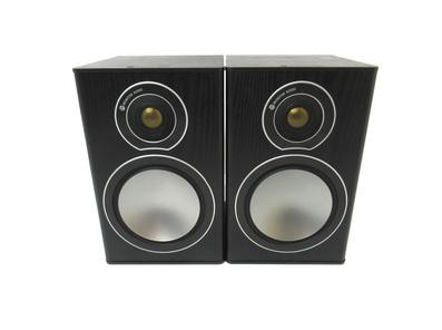 Monitor Audio Bronze 1 Speakers (Black)