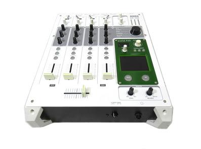 Korg KM-402 4 Channel DJ Mixer