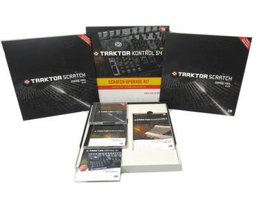 Native Instruments Traktor Kontrol S4 Scratch Upgrade Kit