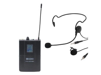 W-Audio DTM 600BP Add On Beltpack Kit