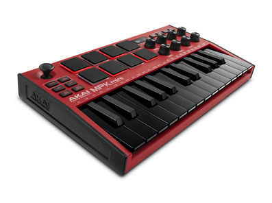 Akai MPK Mini 3 Red