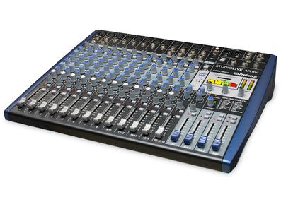 PreSonus StudioLive AR16c Mixer