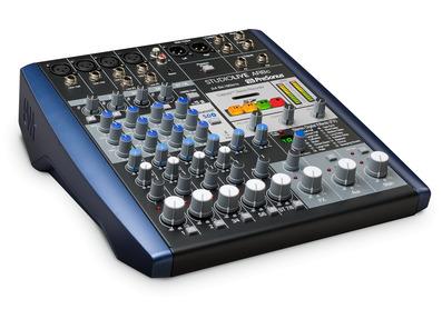 PreSonus StudioLive AR8c 8-Channel Mixer