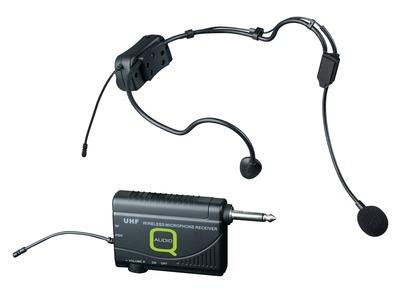 Q-Audio QWM 1900 HS Wireless Microphone System