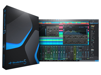 PreSonus Studio One 5 Professional Upgrade from Professional/Producer