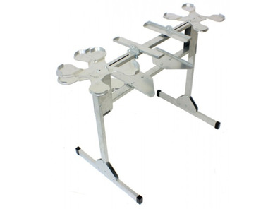 Sefour X25 CD DJ Stand Silver