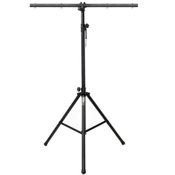 Gorilla heavy duty 40kg t bar lighting stand high quality dj disco t gorilla heavy duty 40kg t bar lighting stand high quality dj disco t bar stand aloadofball Choice Image