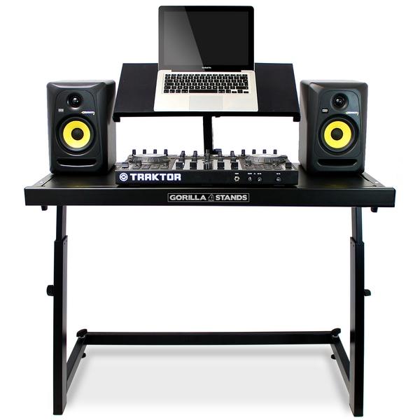 Gorilla Ds 1 Dj Deck Stand Cdj Turntable Mixer Laptop Dj