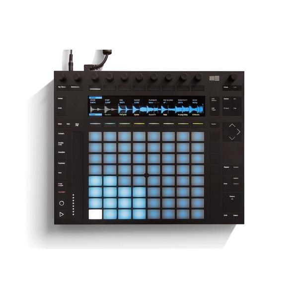 Ableton Push 2 USB MIDI DAW DJ Controller + Ableton Live 9.5 Intro ...