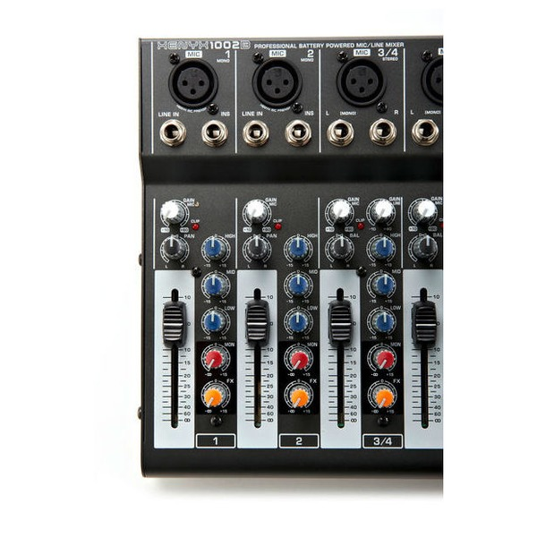behringer xenyx 1002b studio premium analog mixer mixing desk console 5021196628637 ebay. Black Bedroom Furniture Sets. Home Design Ideas