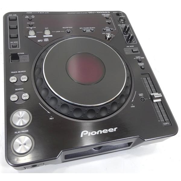 Pioneer cdj1000 mk3 professionale supporto da tavolo cd dj mp3 lettore ebay - Lettore mp3 da tavolo ...