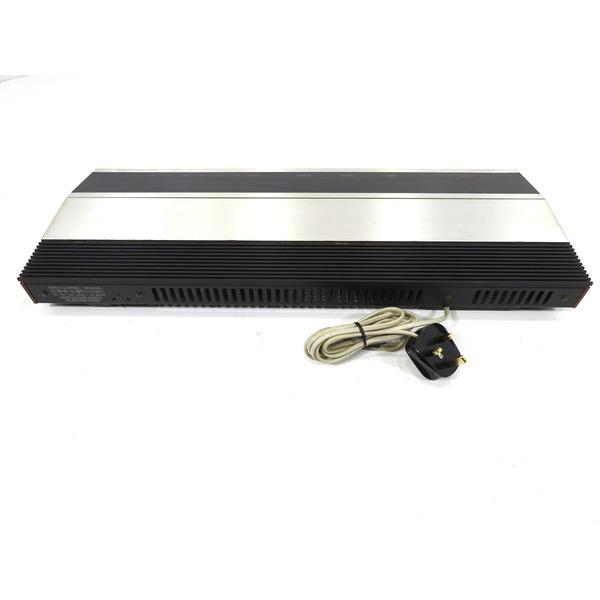 bang olufsen beomaster 2400 2 hifi verst rker fm radio. Black Bedroom Furniture Sets. Home Design Ideas