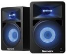 Numark N-Wave 580L DJ Monitor Speakers with Lights