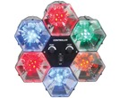 QTX PL6 6-Way LED Party Light