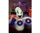 QTX Inflatable 4ft Ghost with Boo