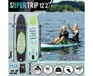 Aqua Marina Super Trip Family iSUP 3.70M/15CM Paddle Board