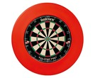 Unicorn Eclipse Pro & Winmau Plain Red Surround