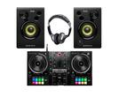 Hercules DJ Inpulse 500 + Monitor 32 with Headphones