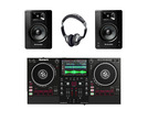Numark Mixstream Pro + M-Audio BX4 + Headphones