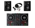 Numark Party Mix II + M-Audio BX3 (Pair) with headphones + Cable