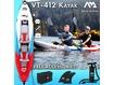 2019 Aqua Marina Betta VT-K2 2-Person Inflatable Kayak (Excl Paddle)