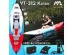 2019 Aqua Marina Betta VT-K2 Pro Single Person Kayak (Excl Paddle)