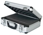 QTX Sound Aluminium Lockable Microphone Flight Case