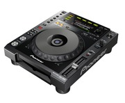 Pioneer CDJ850K CD Player Black