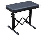 Heavy Duty Folding Keyboard / Piano Stool Bench