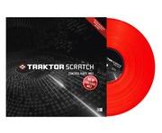 Traktor Scratch Pro Control Vinyl MK2 Red