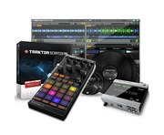 Traktor Scratch A6 with Kontrol F1 Package