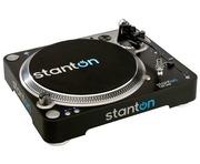 Stanton T92 USB High Torque Direct Drive Turntable