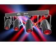 Chauvet 4Play / 4 Play DMX LED Moonflower Lighting Effect