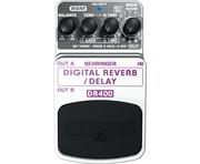 Behringer DR400 Digital Reverb/Delay Effects Pedal