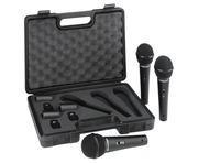 Behringer Ultravoice XM1800S Microphone Set