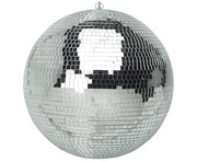 Silver 500 mm Lightweight Mirror Ball