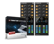 Native Instruments Traktor Kontrol X1 Mk2 Pair & A6