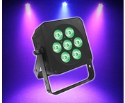 LEDJ Slimline 7Q5 RGBW