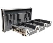 "Total Impact Coffin Flight Case For CDJ2000 / 12.5"" Mixer"