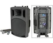 QTX QX12PA Portable PA Speaker
