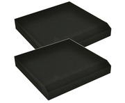 "Monitor Speaker Isolation Pads (Large / 8"" Monitors) Pair"